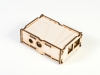 Laser-cut Raspberry Pi Case