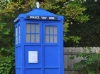 A full-size TARDIS