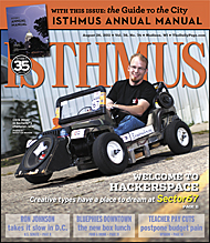 Isthmus Sector67 Cover