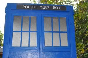 TARDIS Windows