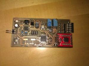 Gyro Belt Driver PCB
