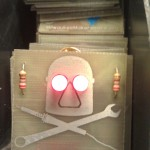 Makerspace Tie Pins