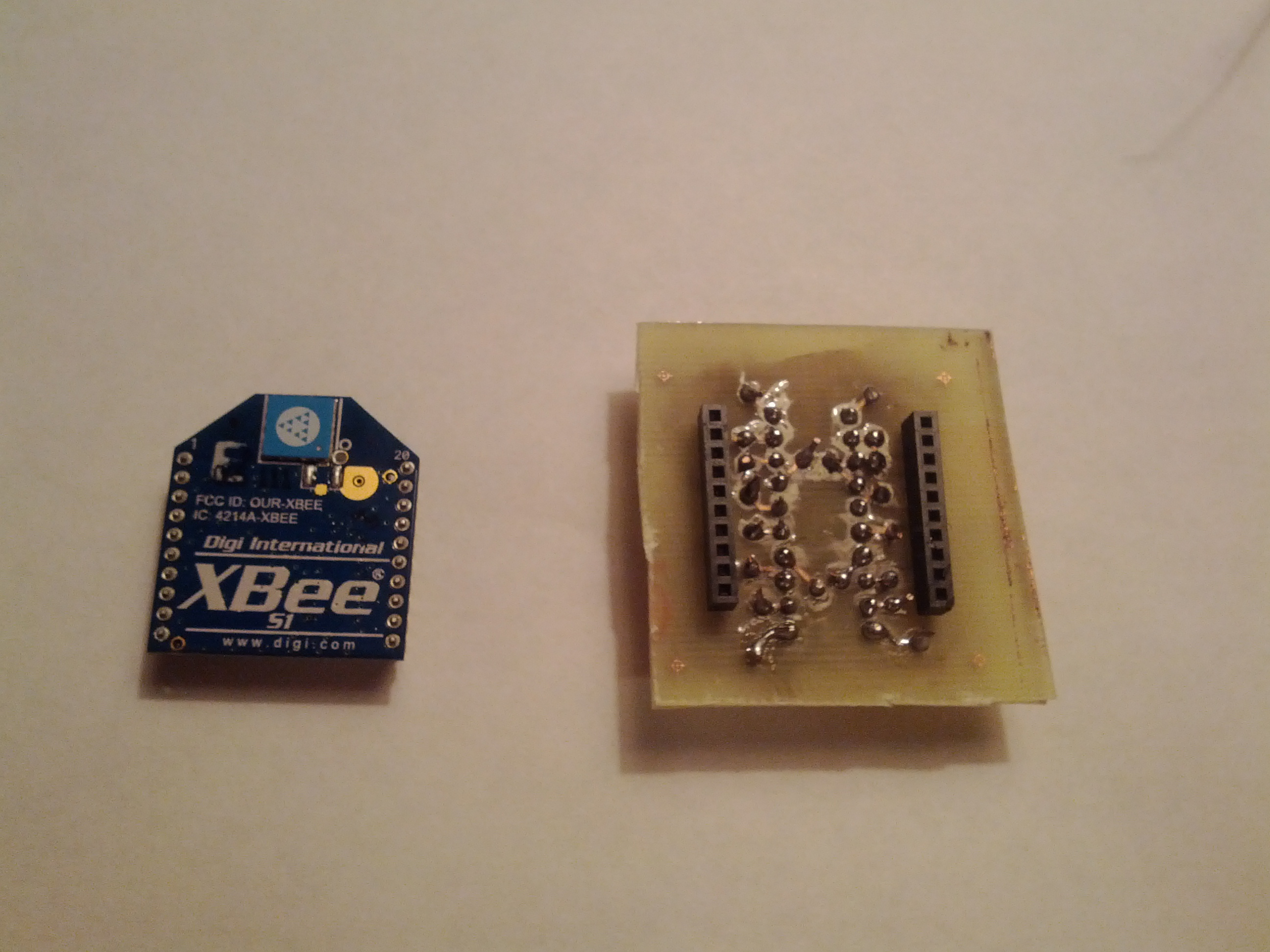 Xbee and Breakout Board