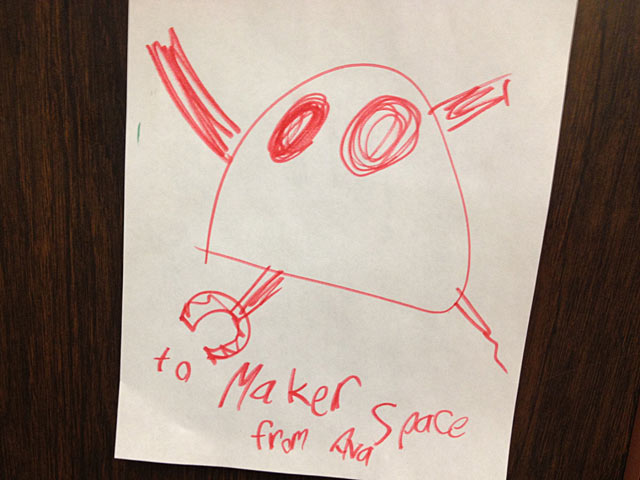 For Makerspace from Ava