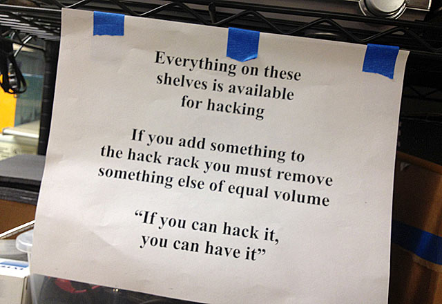 Hack Rack