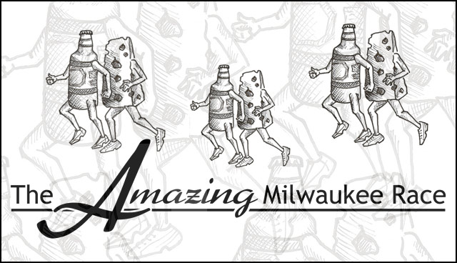 The Amazing Milwaukee Race