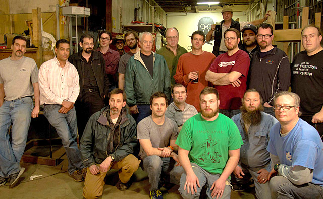 Milwaukee Makerspace Members
