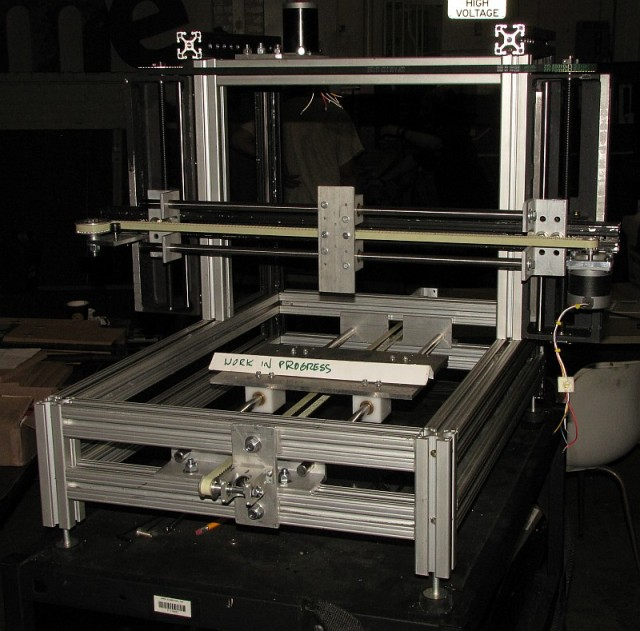 MegaMax 3D Printer