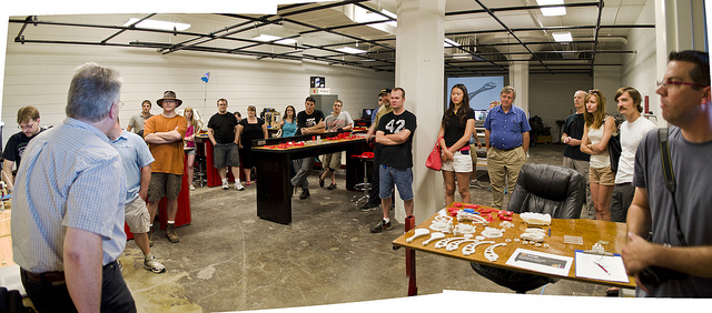 Milwaukee 3D Printing Meetup