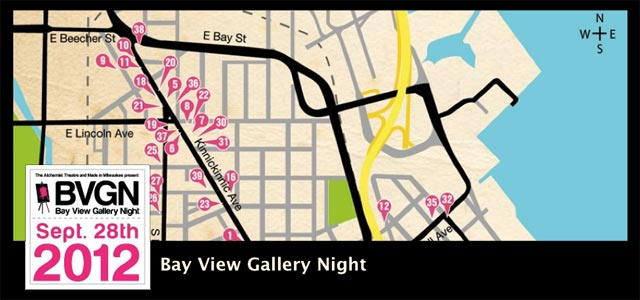 Bay Viw Galery Night 2012