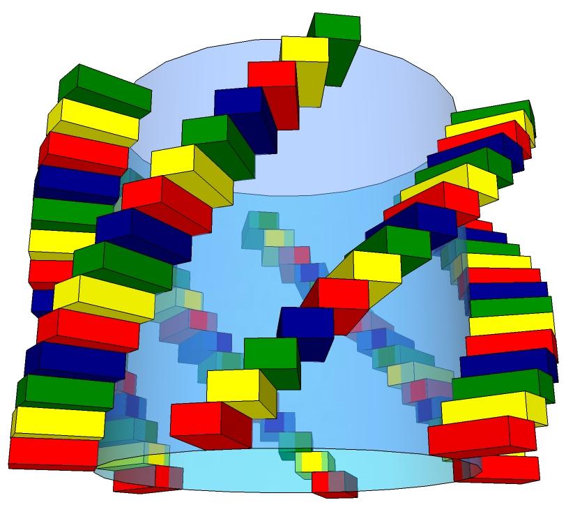 LEGO lamp 4