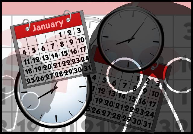 Crazy Calendars!