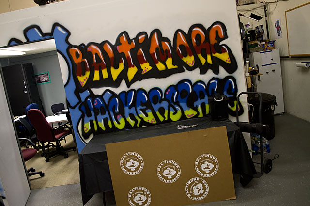 Baltimore Hackerspace