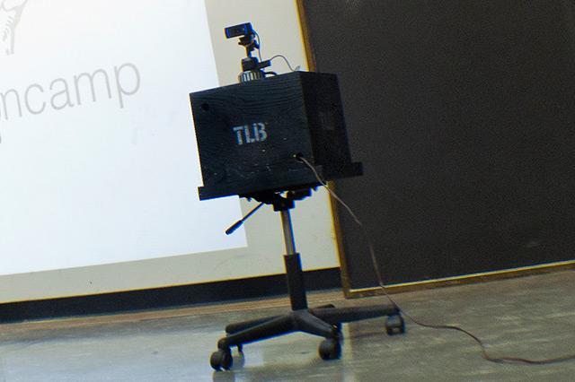 Time Lapse Bot + Base