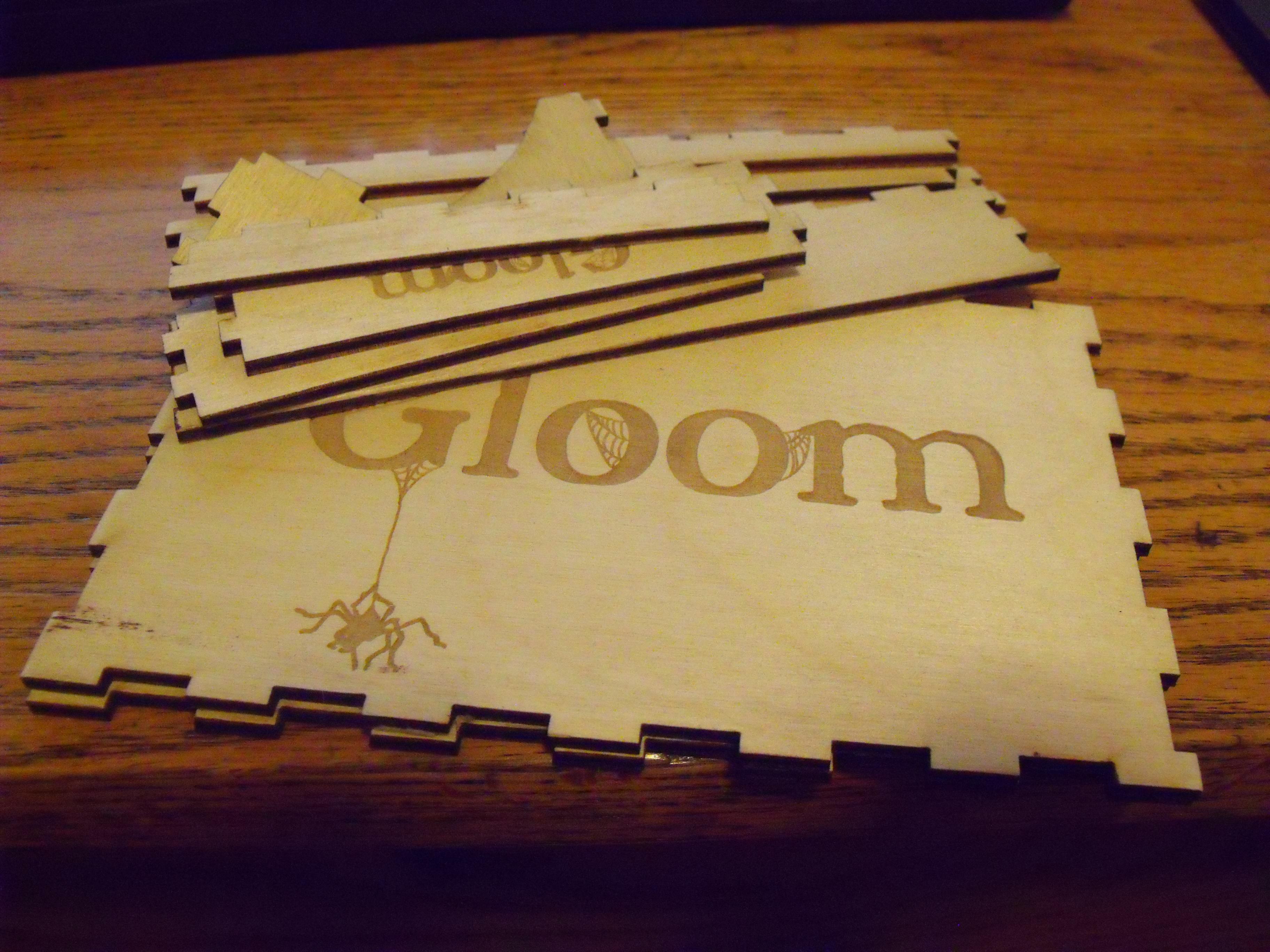 Gloom Box Parts