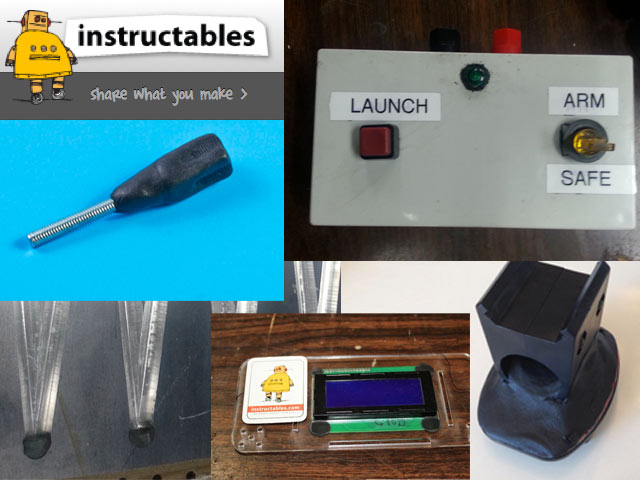 Instructables & Sugru