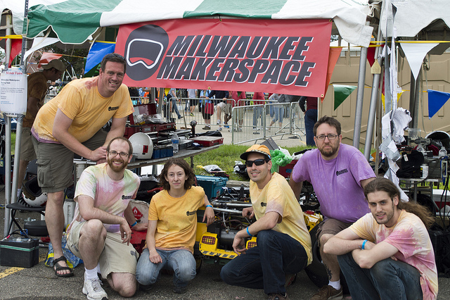 Milwaukee Makerspace Racing Team