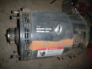 15 inch motor