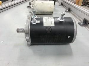 4.5HP Winch Motor