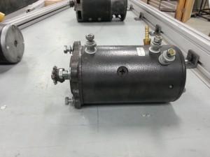 6HP Winch Motor