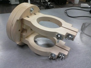finished clamp