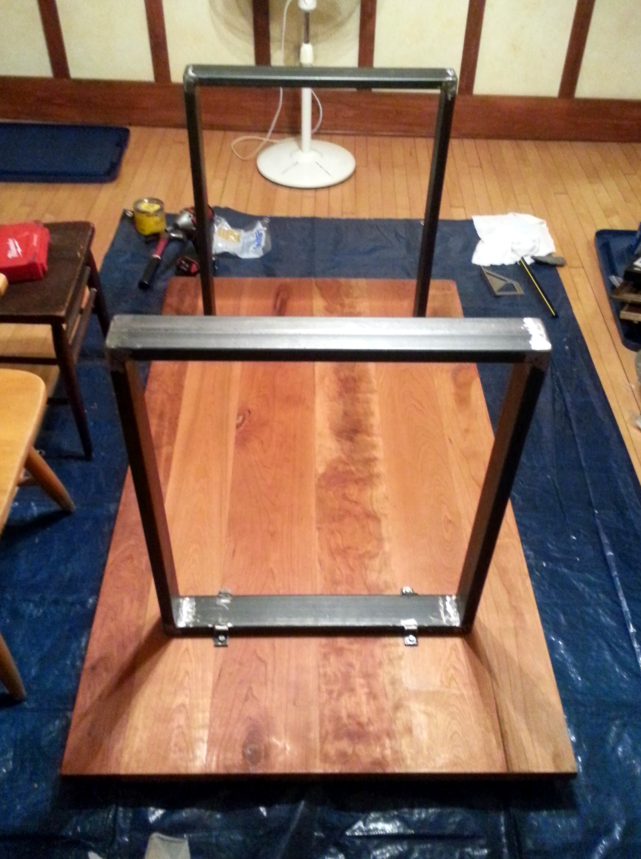 How To Build A Kitchen Table In An Assortment Of Easy Steps