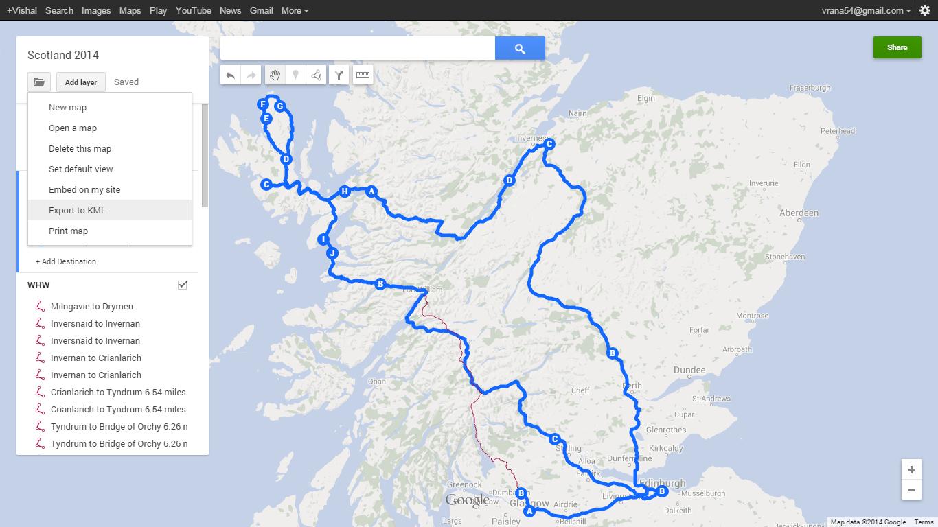 Software SpaceBlogs - Google maps us states kml