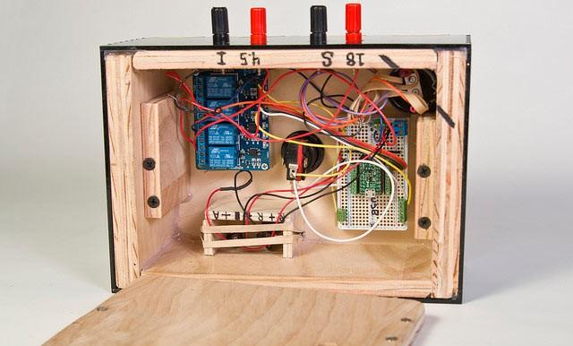 The Detonator Insides